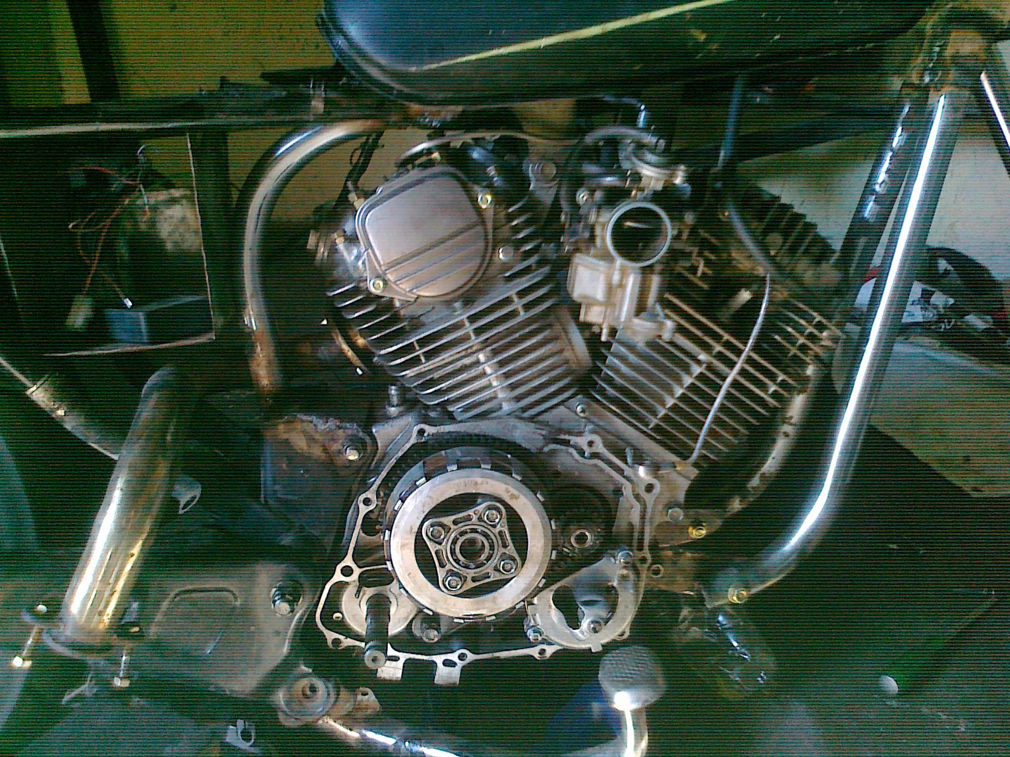 100 Tips Modifikasi Motor Honda CB 100 Lengkap Dengan Gambar Foto